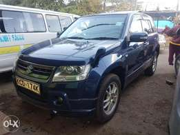 Suzuki escudo very clean in mint condition