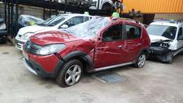 Stripping for parts Renault Sandero stepway