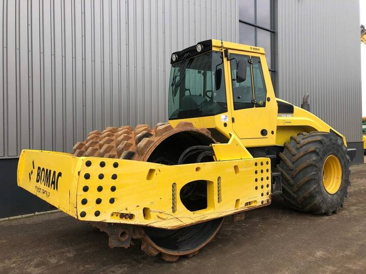 BOMAG BW226 PDH-4 Padfoot Compactor - 2015