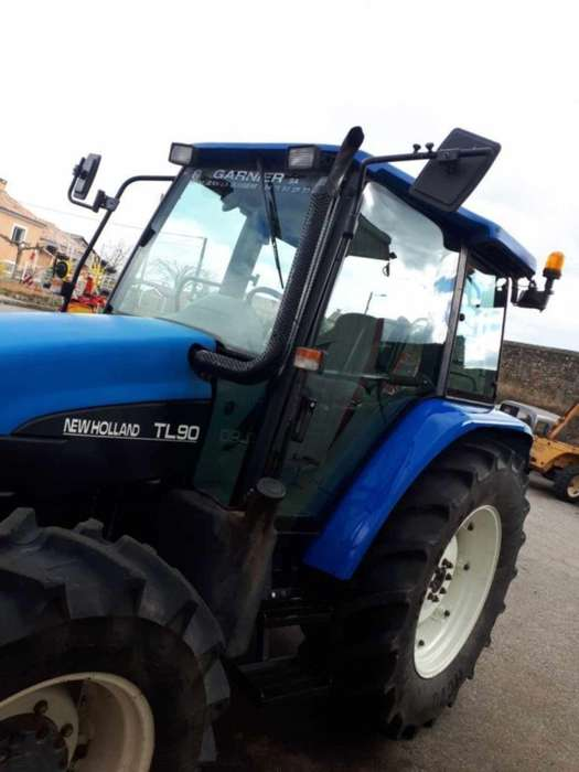 New Holland tl90 - 2001 - image 6