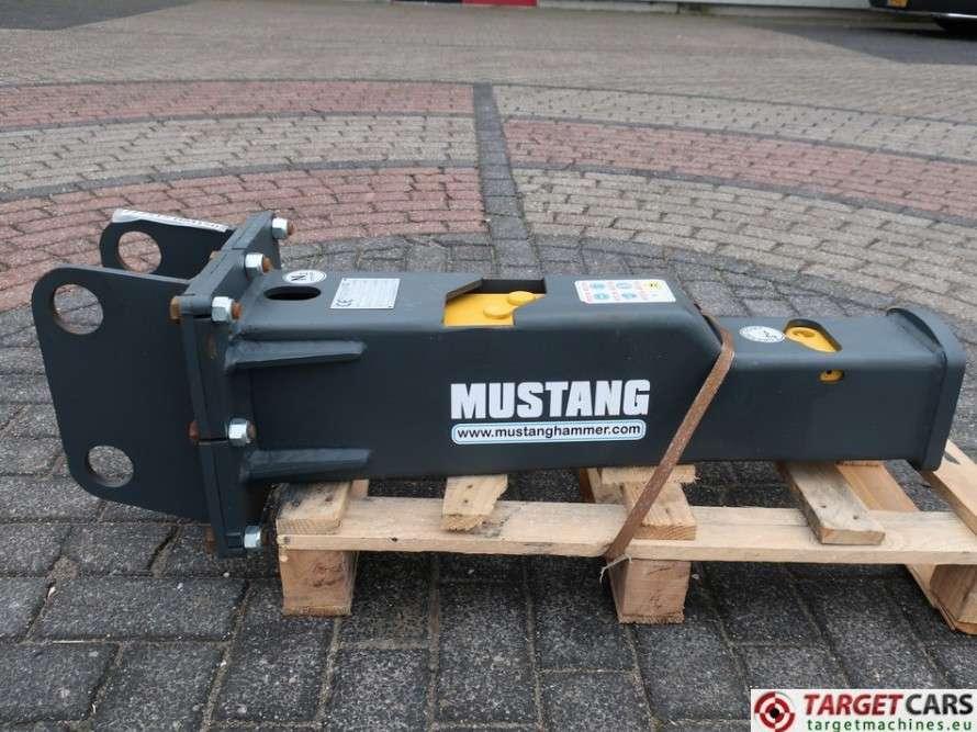 Mustang HM150 Hydraulic Excavator Breaker Hammer 2~4,5T