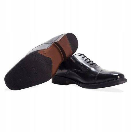 redfoot toe cap oxford buty męskie pantofle