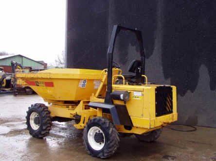 Barford Sxr 5000 - 2001