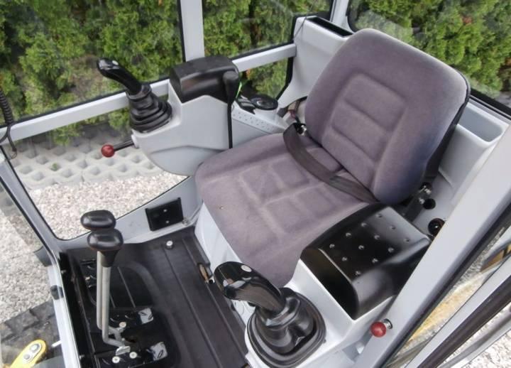 Wacker Neuson 1404 mit Anhänger - 2012 - image 2