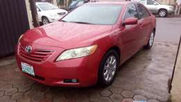 Toyota camry 2007 XLE leather seat first body