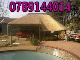 thatching lapa, repairs and fireproofing