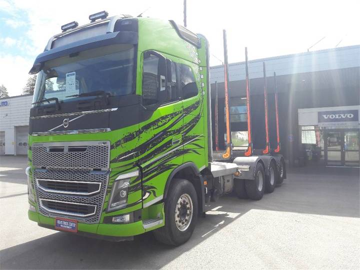 Volvo Fh16 - 2014