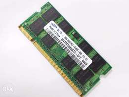 2 GIG ram for laptop for sale