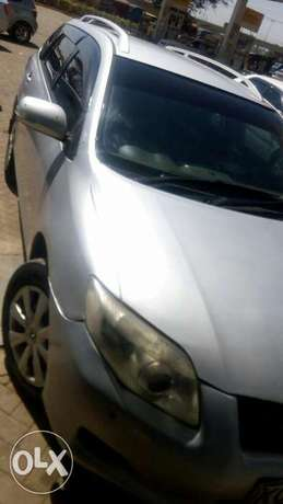 Toyota Fielder on quick sale! Kasarani - image 4