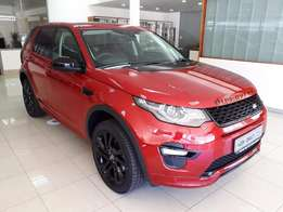 New Land Rover Discovery Sport 2.0i Diesel HSE