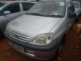 Toyota harrier model 1999 silver color in excellent condition