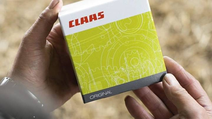 Claas filtra air filter for  combine-harvester - 2016