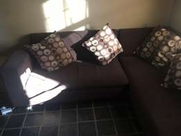 5 Seater L-Shaped Couch
