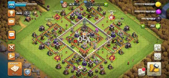 clash of clans town hall 11