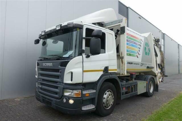 Scania P280 4X2 FAUN ALLISON EURO 5 - 2011
