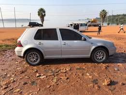 Golf 4 GTI at a give away price