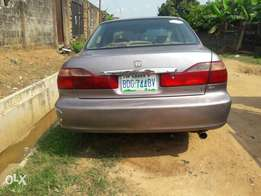 Clean Honda accord baby boy for sale