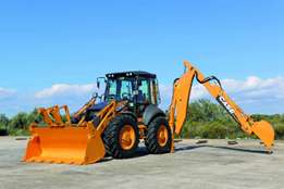 Tractor Loader Bobcat Hire In Gauteng