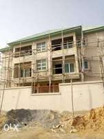 Uncompleted 12 flats building foir sale