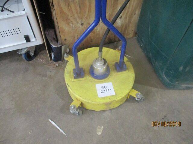 Sale flat surface cleaner scrubber dryer for  by auction