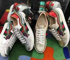 Newly Arrived Gucci Flashy Sneakers