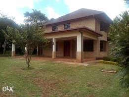 Karen Five Bedroom all ensuite home for rental