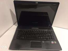 HP 550 Laptop Windows Vista Home Premium 80gb hdd