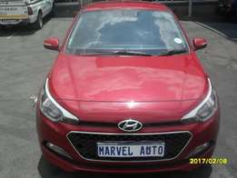 2015 Hyundai i20 1.4 Fluid For R160000