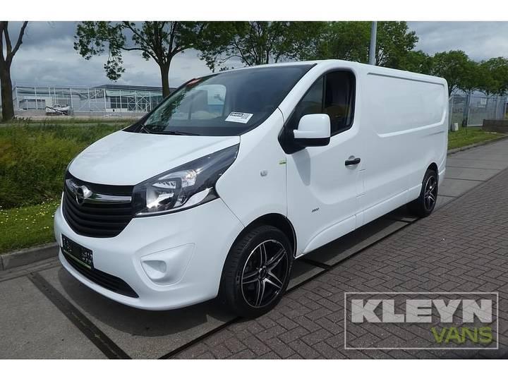 Opel VIVARO 1.6 CDTI l2h1 125pk airco - 2017