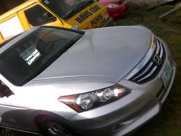 Neat Honda Accord 2008/09 MODEL FOR SALE