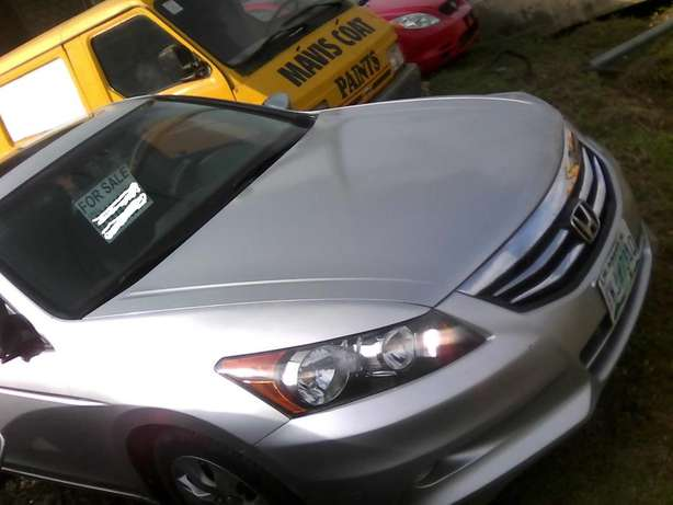 Neat Honda Accord 2008/09 MODEL FOR SALE Mpape - image 1