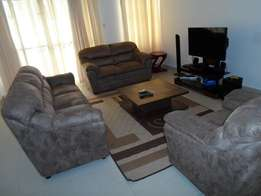 3 bedroom fully furnished apartment for long term let with, Nyali