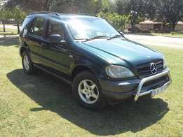 2000 Mercedes Benz ML270 CDI - For sale , Sop or Trade