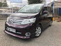 Nissan Serena 2010 For Quick Sale Asking Price 1,350,000/- o.n.o
