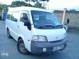 Mazda Bongo manual 4wd Petrol 2008 Model
