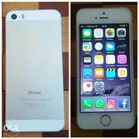 I Phone 5 S Silver
