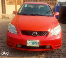 Registered Toyota Matrix 2004 (Just Buy and Drive)