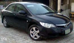 Distressed Sales of registered Honda Civic 2008 Model
