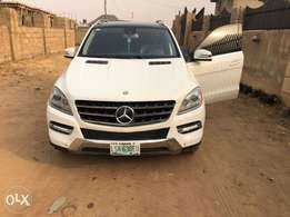 2013 Benz ml350 used
