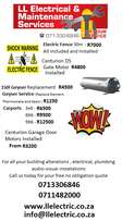 LL Electrical & Maintenance Services