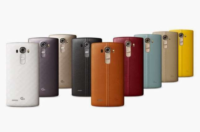 Brand new LG G4 sealed in a shop plus free delivery Nairobi CBD - image 2