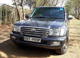 Toyota Landcruiser V8 diesel on sale