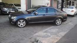2008 mercedes-Benz C280 for sale at R165000