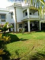 3Bedroom own compound furnished house in Shanzu
