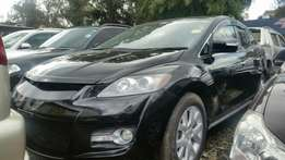 Extremely clean black Mazda cx 7,fully loaded Buy on hire-purchase