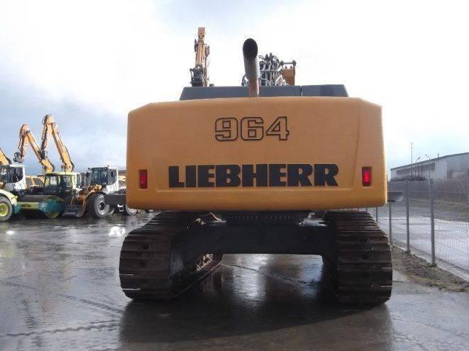 Liebherr R 964c Hd Litronic - 2008 - image 4