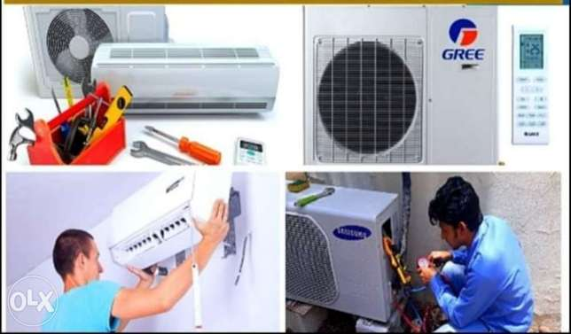 All kinds of AC service and repair