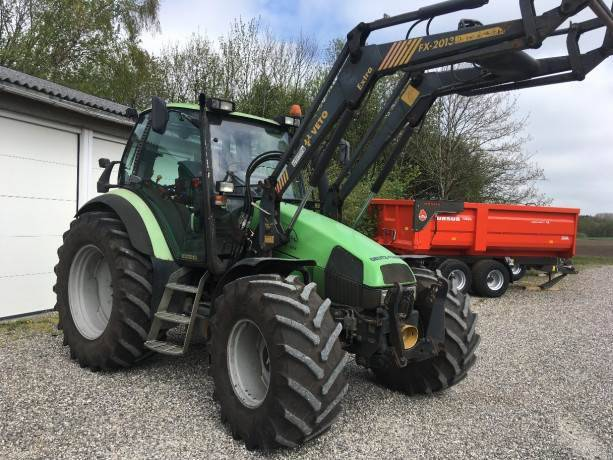 Deutz Agrotron 115 Mk3