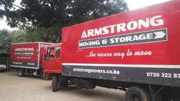 Armstrong Movers and Storage Services