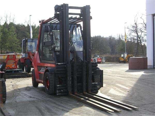 Linde H 80 D-900 - 2005